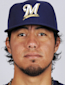 Yovani Gallardo - Milwaukee Brewers