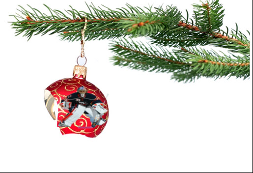 Revenge of the Puck Daddy NHL holiday ornaments gallery