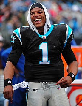 With his rookie season done, Cam Newton is already looking for more