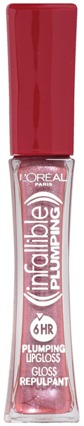 L'Oreal Infallible Plumping Lip Gloss