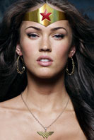 Megan Fox Is NOT Wonder Woman