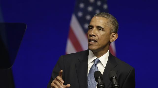 Obama: Degrade and Destroy Islamic State Threat