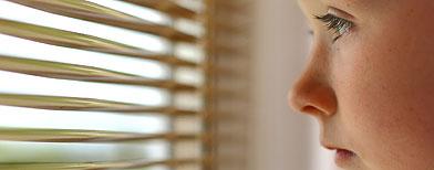 Un estudio revela cómo el abuso infantil modifica el cerebro. (Thinkstock)
