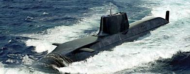 Submarino / Foto: Infobae