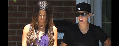 Justin Bieber dan Selena Gomez