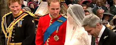 William whispers to Kate (ABC)