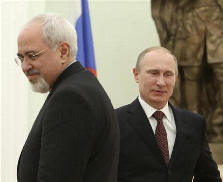 Irán dice que no hay acuerdo petrolero en la agenda de visita a Rusia