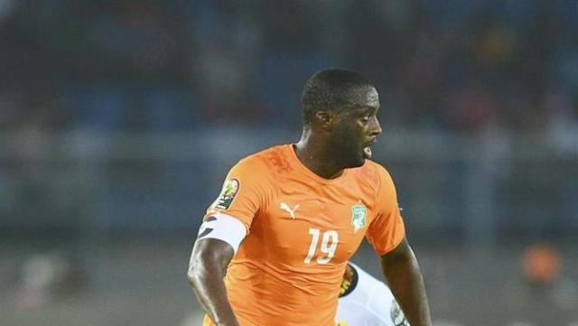 15BDGB. Bata (Equatorial Guinea), 08/02/2015.- Yaya Toure of Ivory Coast during the 2015 Africa Cup of Nations final soccer match between Ivory Coast and Ghana at the Bata Stadium in Bata, Equatorial Guinea, 08 February 2015. (República Guinea, Irlanda) EFE/EPA/BARRY ALDWORTH UK AND IRELAND OUT