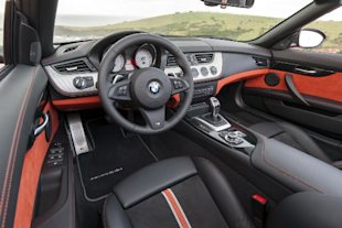 New BMW Z4 Roadster 2014 - Interior
