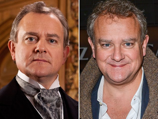 Hugh Bonneville (Robert, Earl of Grantham)