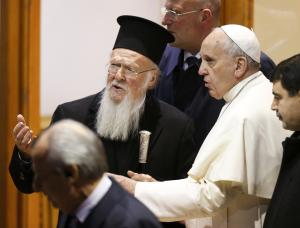 Ecumenical Patriarch Bartholomew I of Constantinople…