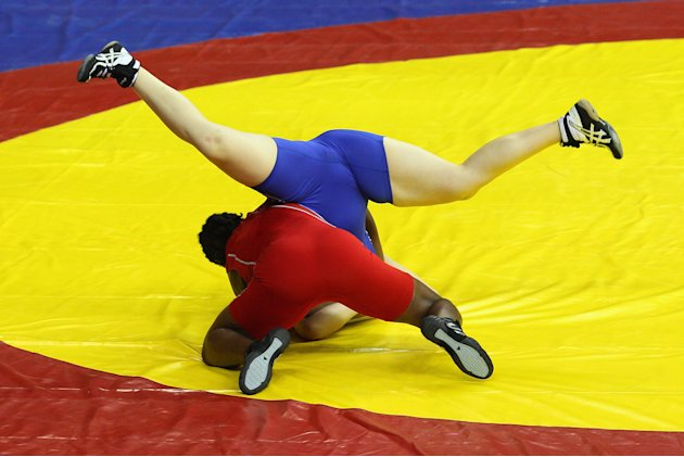 19th Commonwealth Games - Day 5: Wrestling
