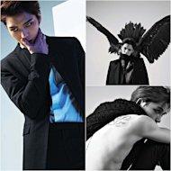 Kim Jae Joong's new pictorials released