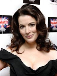 Nigella Lawson was married to her husband Charles Saatchi for 10 years