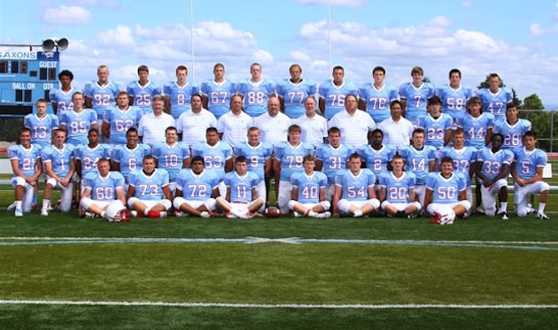 The 2012 South Salem football team — OSAA.org