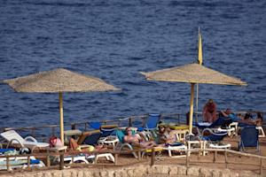 The aircraft had just left the Red Sea resort of Sharm…