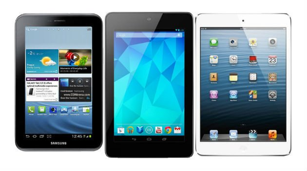 COMPETES WITH: Samsung Tab 2, Apple iPad Mini, Amazon KindleFire