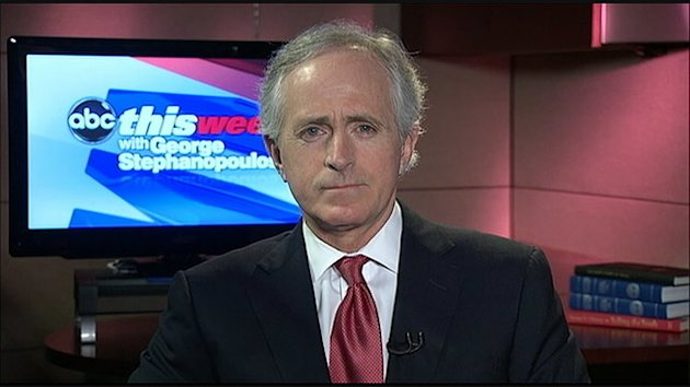 Sen. Corker Says There Are Questions About Chuck Hagel's 'Temperament' (ABC News)