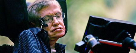 Stephen Hawking. (Reuters)