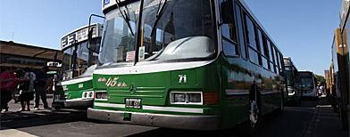 Bus / La Nación