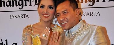 Ashanty dan Anang Hermawan (Aditia Saputra/Kapanlagi)