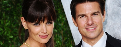 Katie Holmes dan Tom Cruise (Alberto E. Rodriguez/Getty Images)