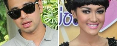 Raffi Ahmad dan Julia Perez (Kapanlagi)