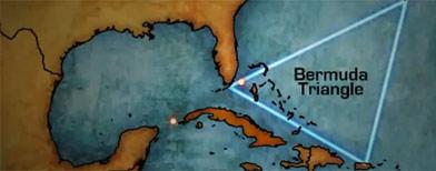 Hallan una ciudad sumergida en Las Bermudas. / Foto: Captura de pantalla de video de YouTube