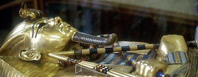 Los expertos califican el hallazgo de la tumba del faraón como el mayor descubrimiento arqueológico de la historia./Foto: Captura de pantalla de video de Coonic.