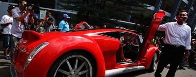 Mobil Dahlan Iskan (Foto: Tempo)
