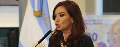 Cristina Fernández de Kirchner/ Foto: Iprofesional.