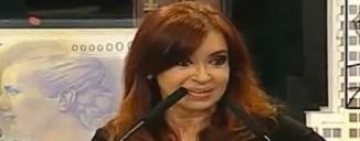 Cristina Fernández de Kirchner/Foto: captura de pantalla de video de YouTube.