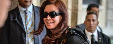 Cristina Fernández de Kirchner/Foto: Télam.