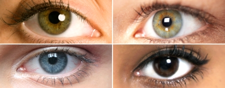 Makeup advice for every eye color (Thinkstock)