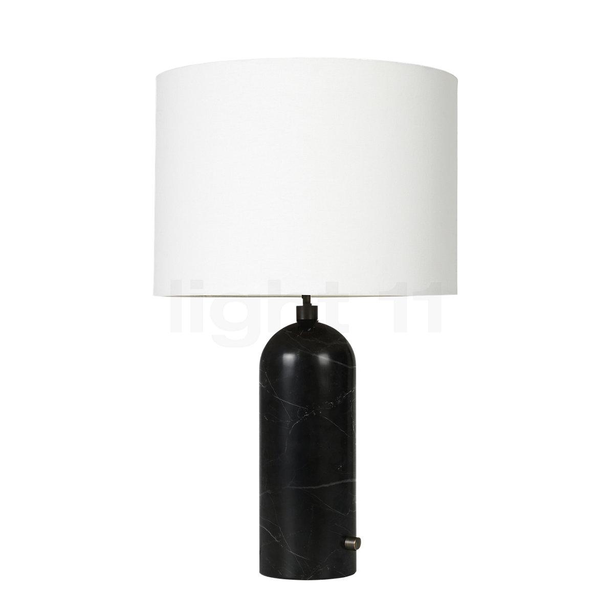 gubi gravity lampe de table large