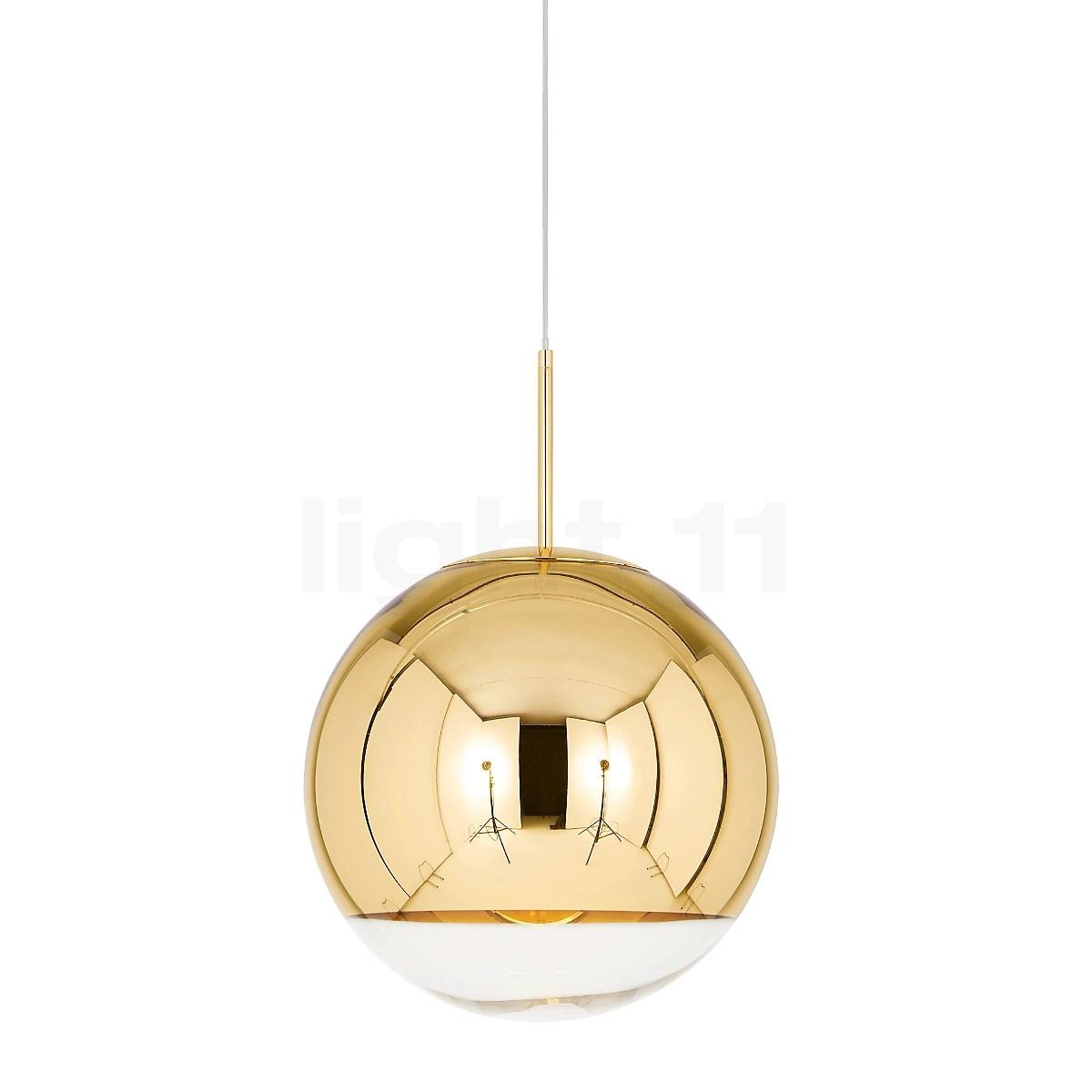 tom dixon mirror ball pendant light