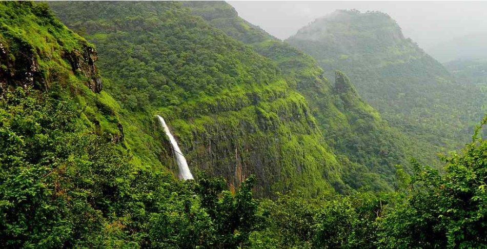 Waterfalls of India