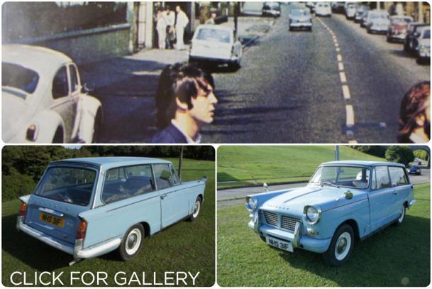 The Beatles Polska: Auto z Abbey Road wystawione na aukcji!