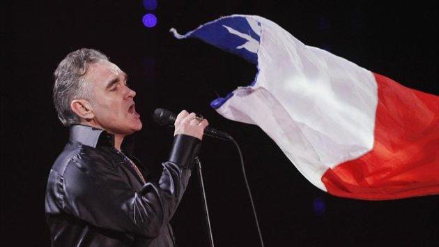 Morrissey: Outspoken
