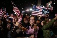 Barack Obama a remporté mardi l'élection présidentielle américaine face au républicain Mitt Romney, décrochant à 51 ans un second mandat historique à la tête de la première puissance mondiale