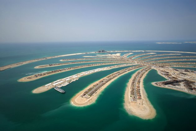 Dubai is one of the seven…