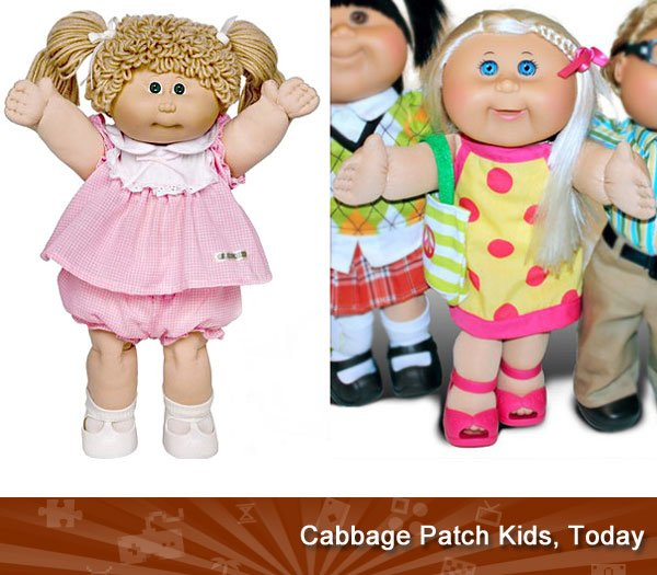 Cabbage Patch Kids, Today