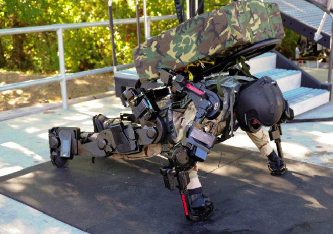 Yikes! Putin Will Soon Have Superhuman Robo-Soldiers!