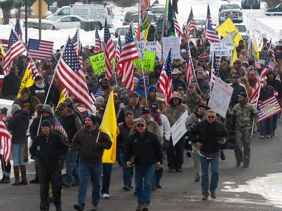 Oregon standoff latest in dispute over Western lands