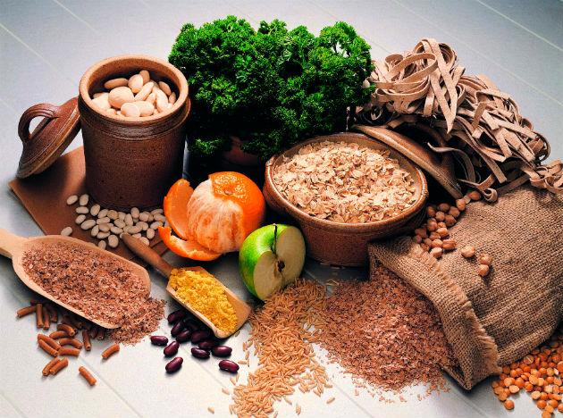 Wholewheat grain