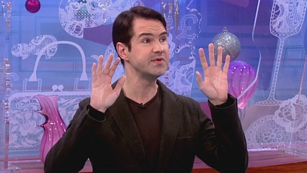 Comedian Jimmy Carr, who has admitted to using the K2 tax avoidance scheme.