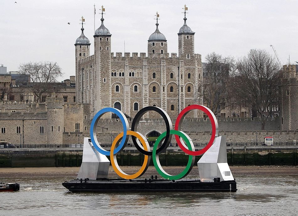 Olympic Cities - London