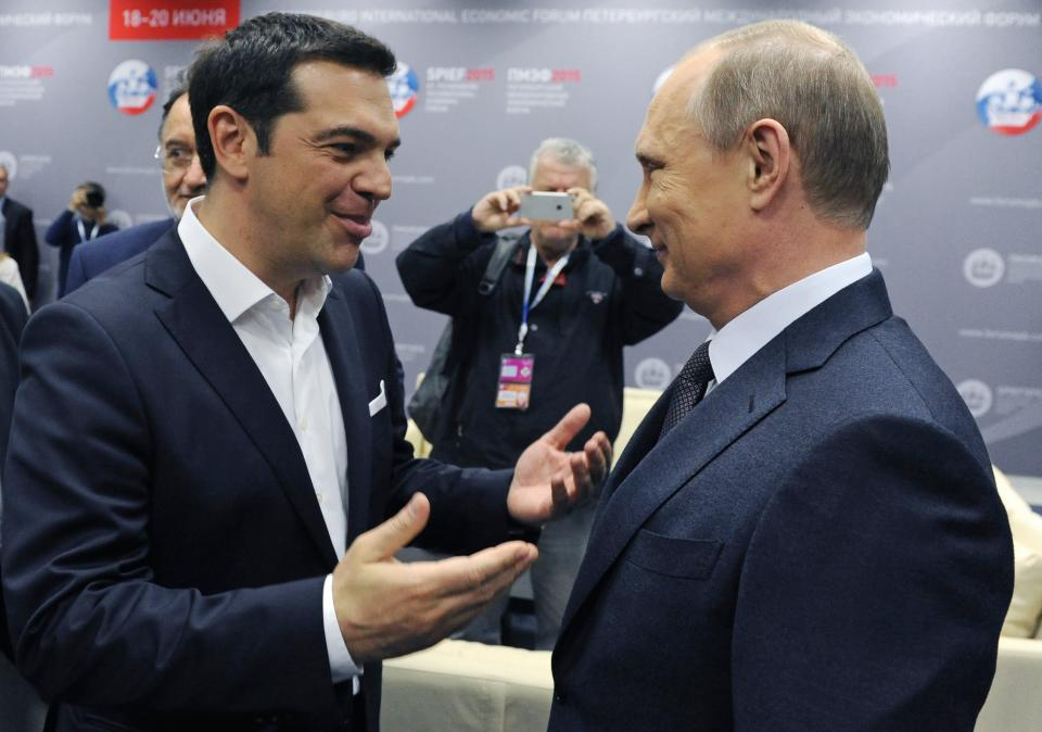 Russia willing to consider loans to Greece