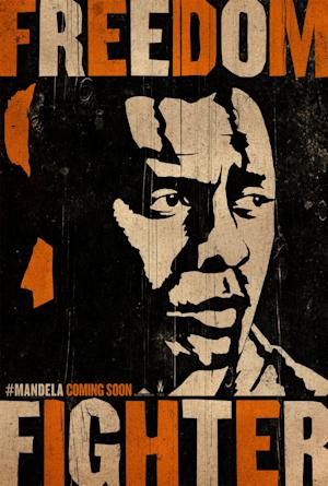 Mandela: Long Walk to Freedom' teaser poster