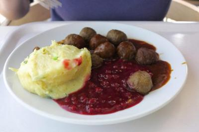 Typically rolled small and pan-seared in a copious amount of butter, these meatballs often get a bad rap because of their association with a certain gigantic furniture store (Ikea) and microwave dinne
